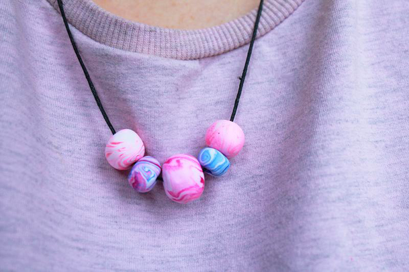 DIY: Beaded Necklace