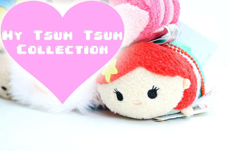 My Tsum Tsum Collection