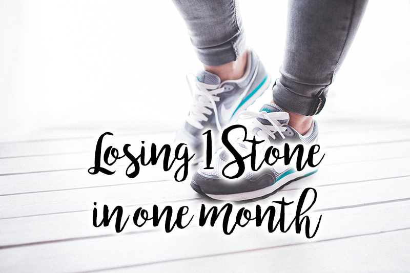 Weight Loss; My First Month
