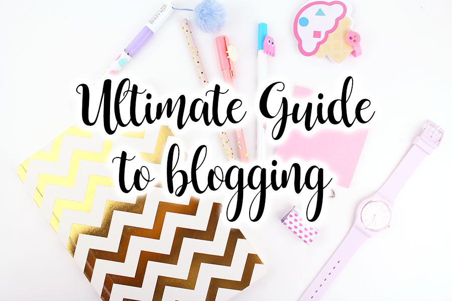 The Ultimate Guide To Blogging
