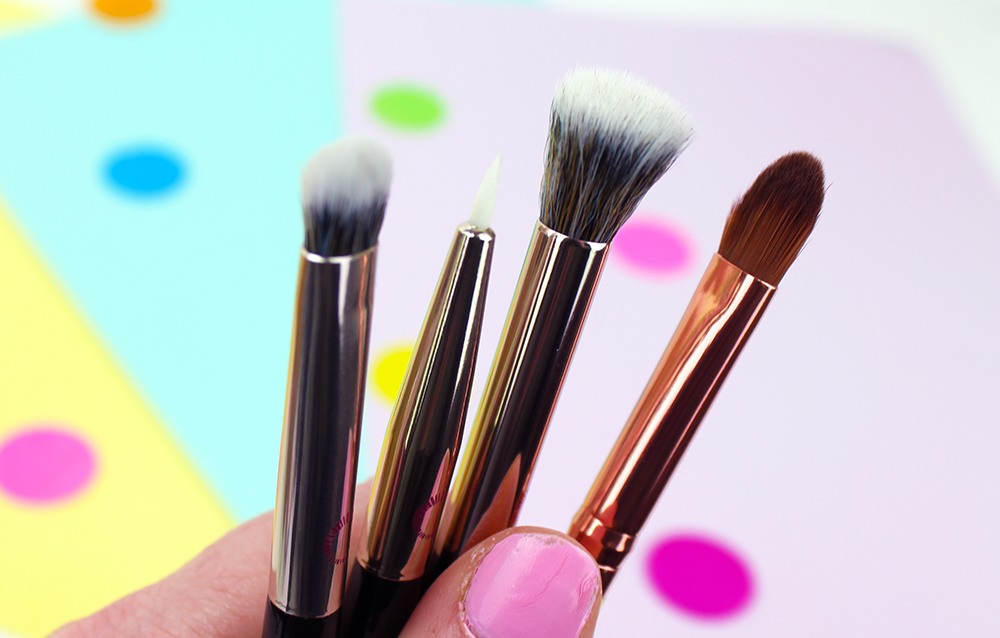 Mailbox Faves; Makeup Brushes & Kitty Treats