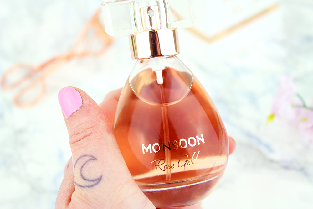 Monsoon Rose Gold Perfume