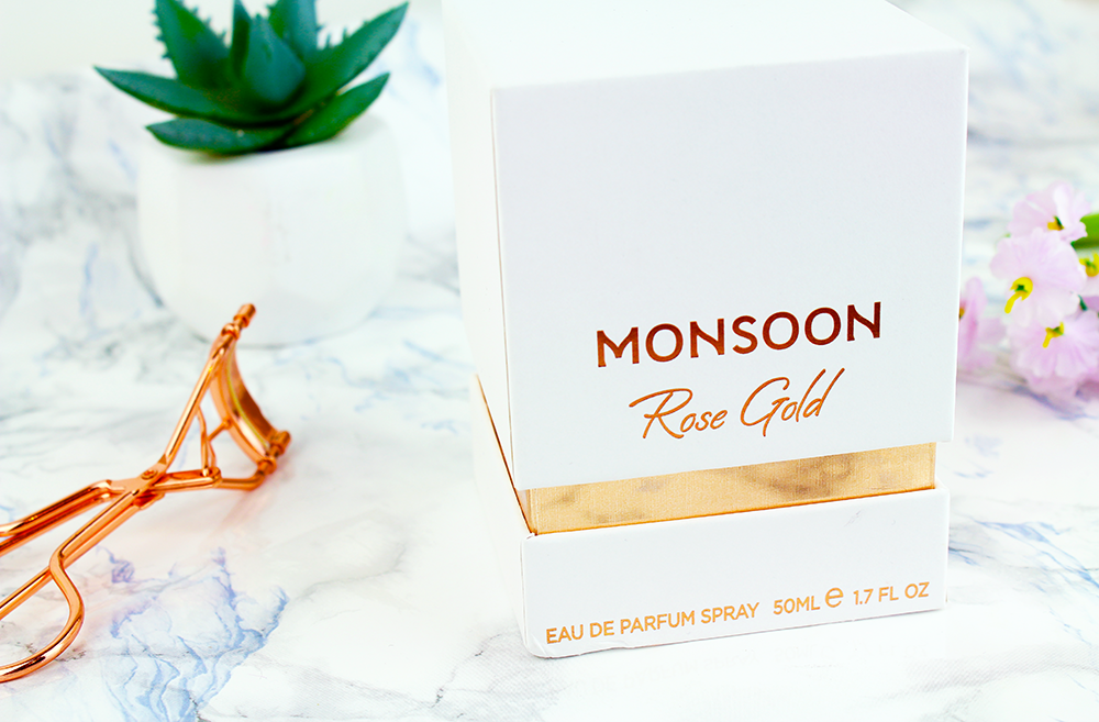 Rose Gold Perfume Monsoon