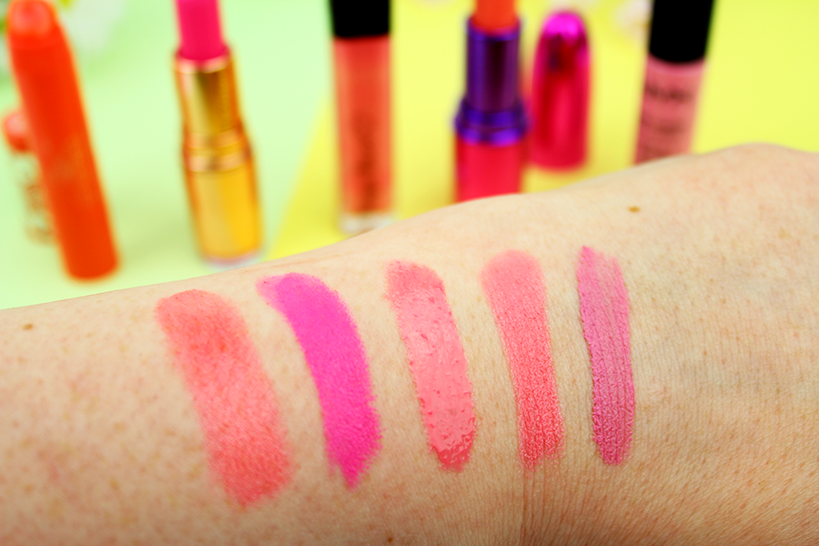 Spring lipstick