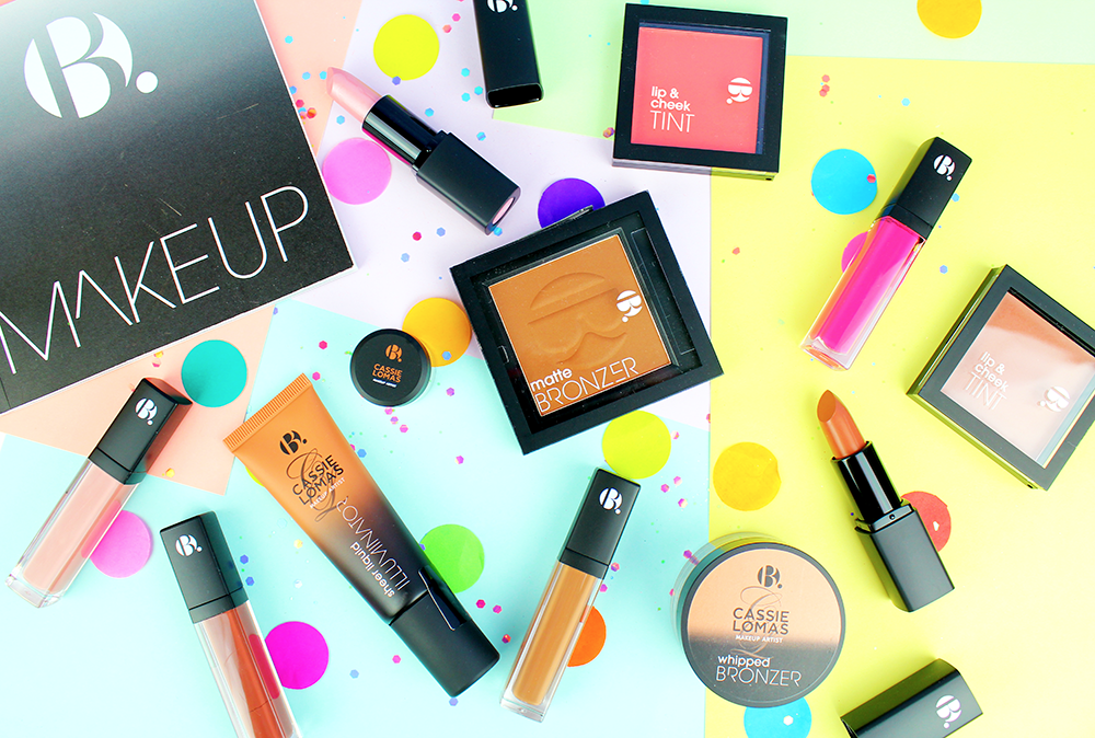 The Exciting B. Makeup Range From Superdrug
