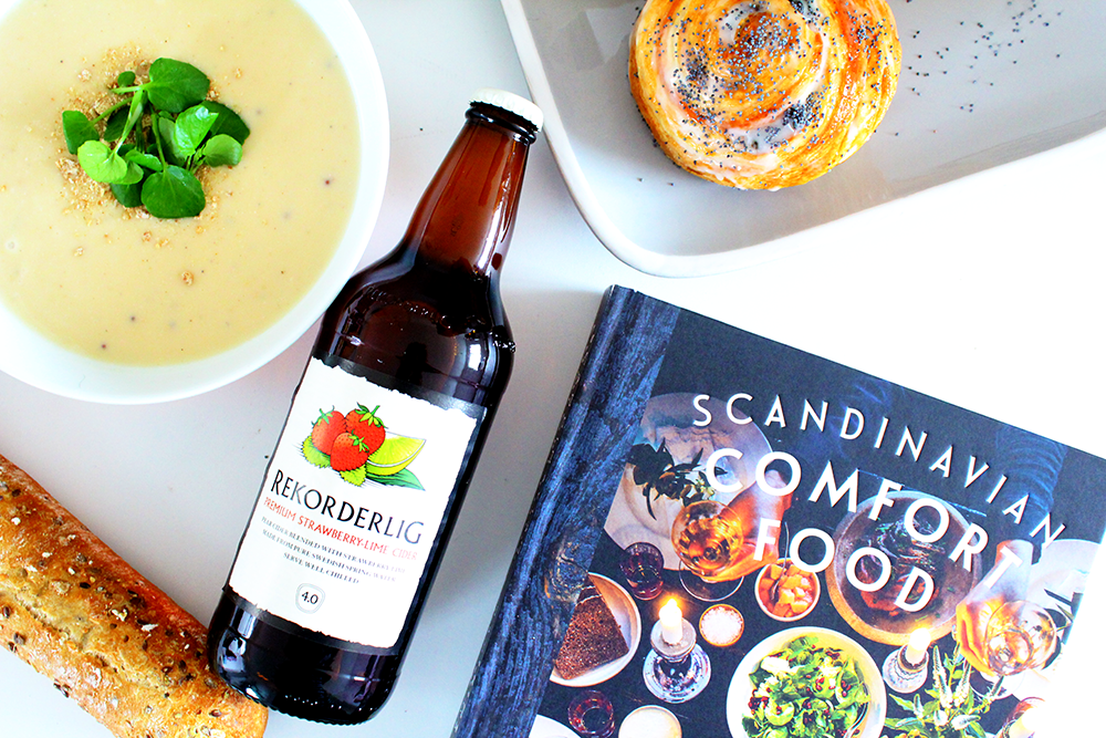 Autumn Dinner Parties With Rekorderlig*