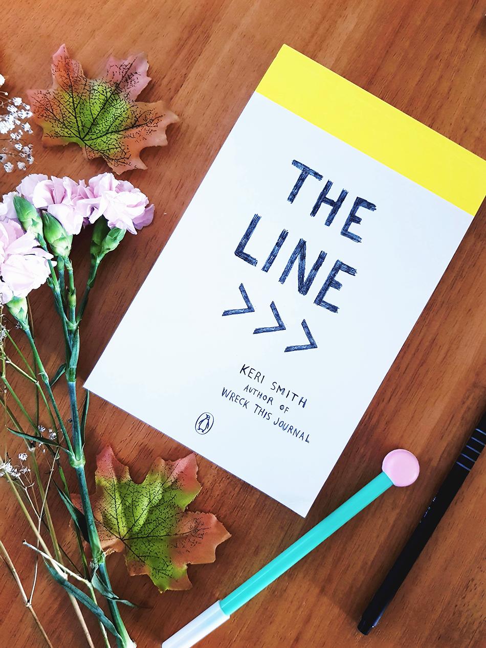 'The Line' By Keri Smith