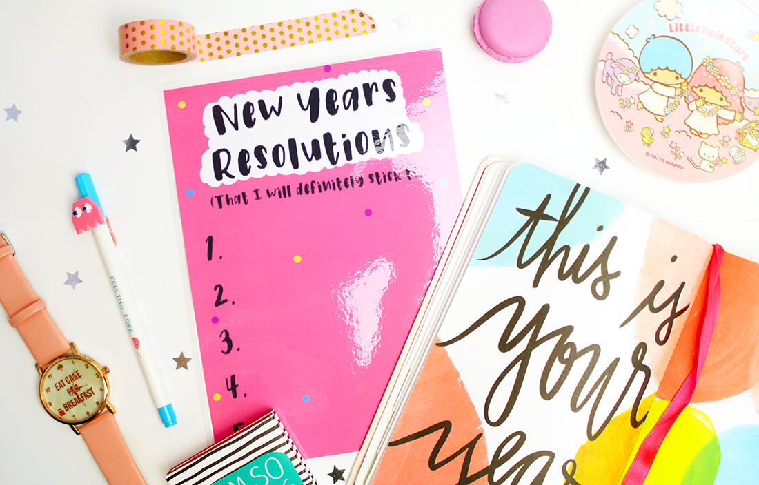 5 Mini Goals For January