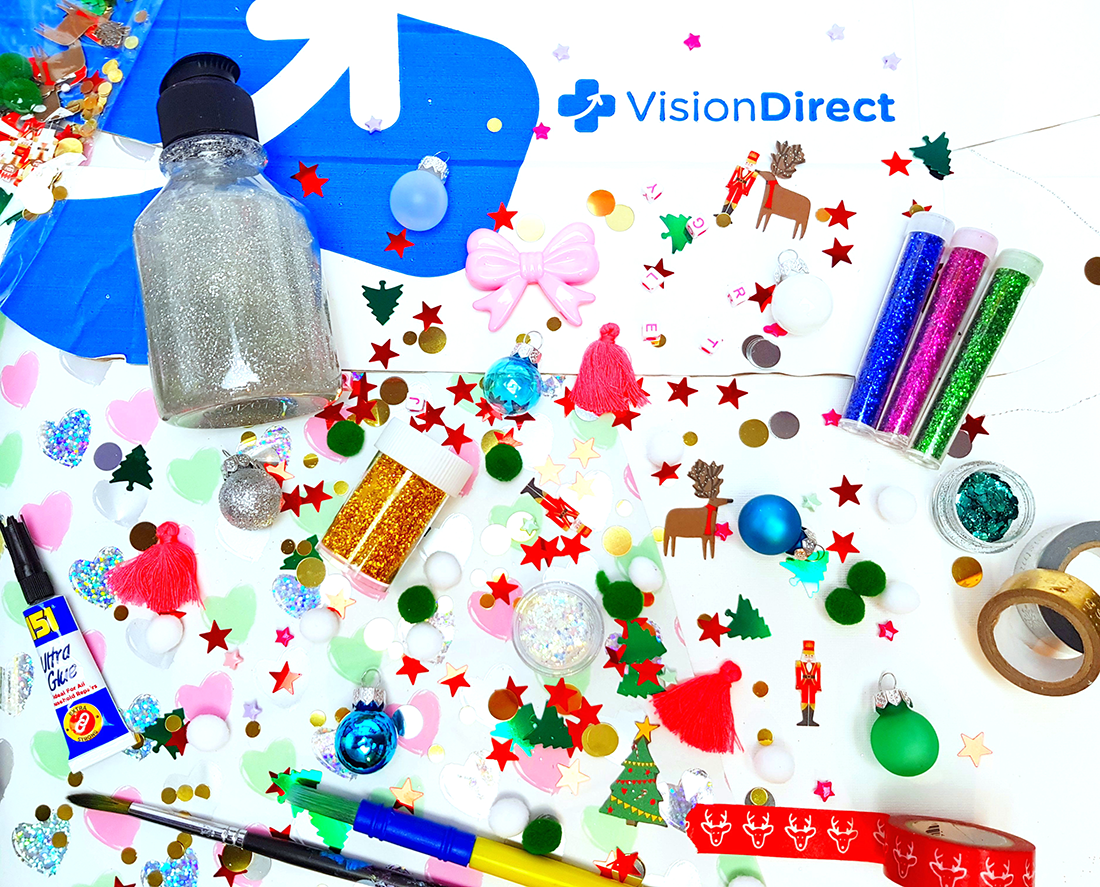 Vision Direct Christmas Craft Competition*