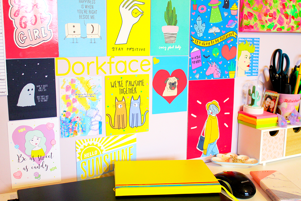 The Ultimate Blogging Work Space*