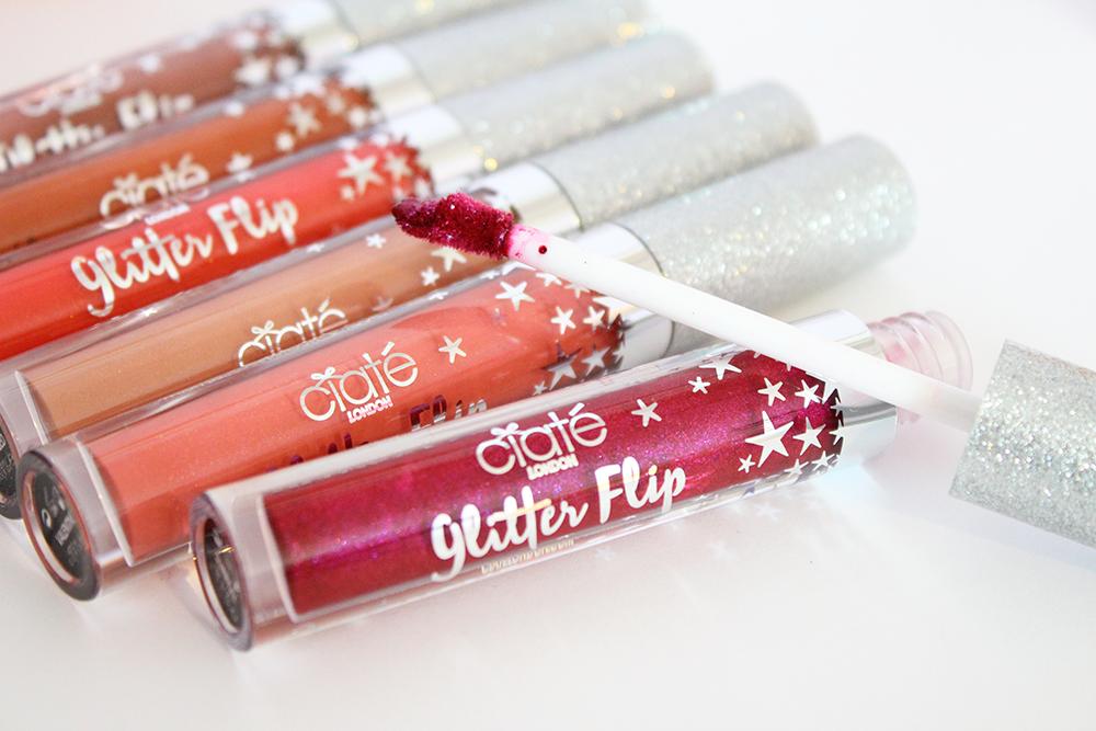 Ciate London Glitter Flip Lipsticks