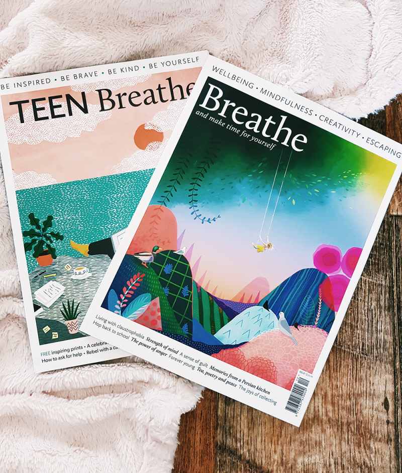 Breathe Magazine (& Giveaway!)