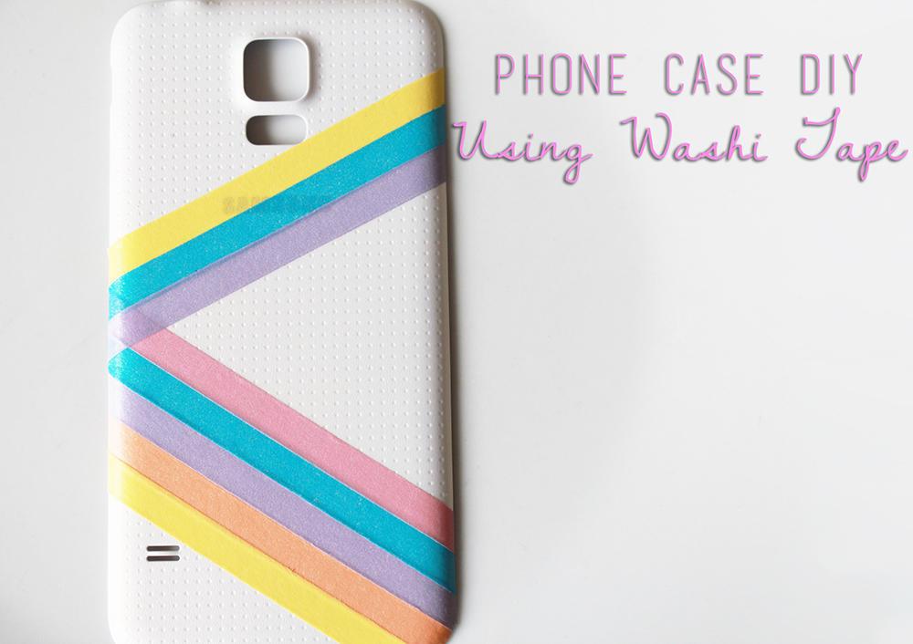 DIY: Phone Case