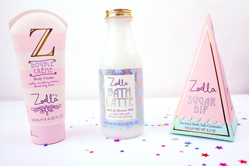 Zoella Beauty Sweet Inspirations