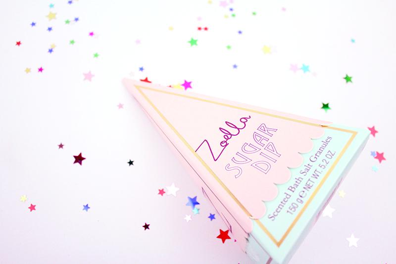 Zoella Beauty Sweet Inspirations Sugar Dip