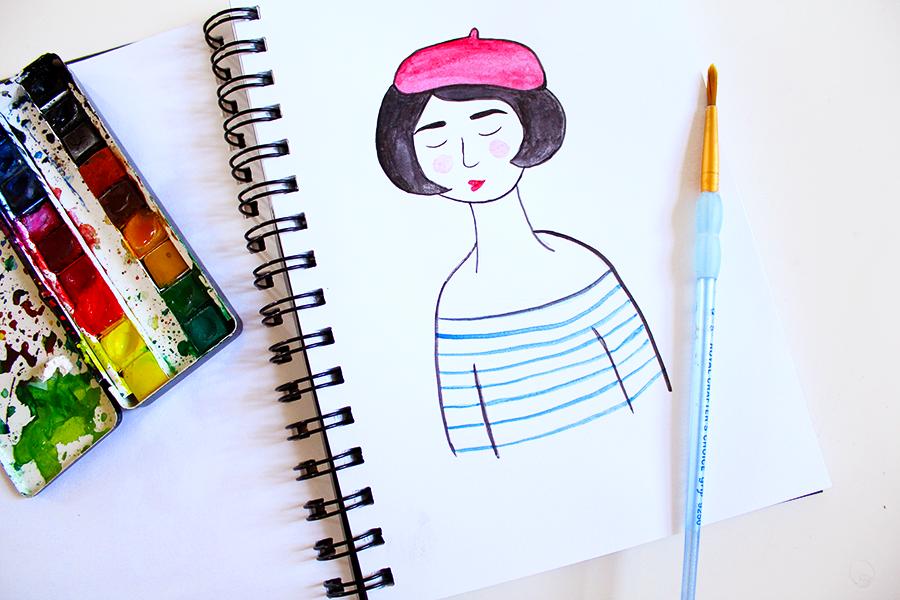 20 Art Journal Prompts