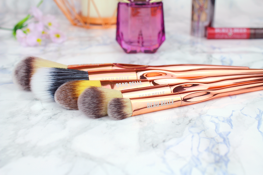 beau belle makeup brushes