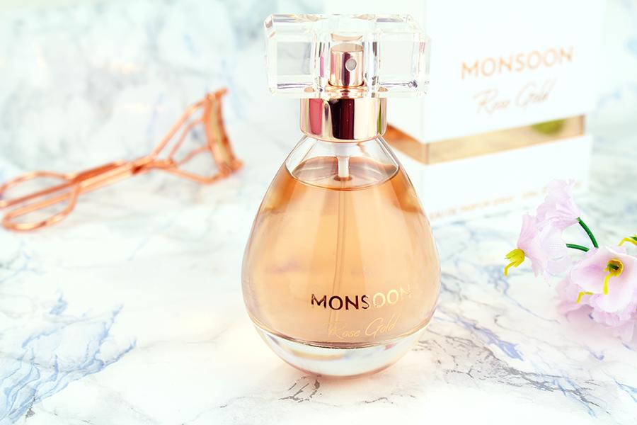 Monsoon Rose Gold Perfume