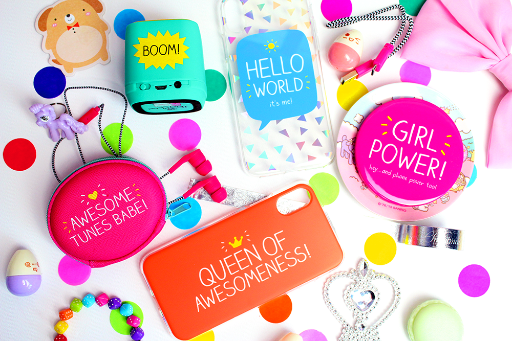 Stocking Fillers For The Social Media Queen In Your Life*