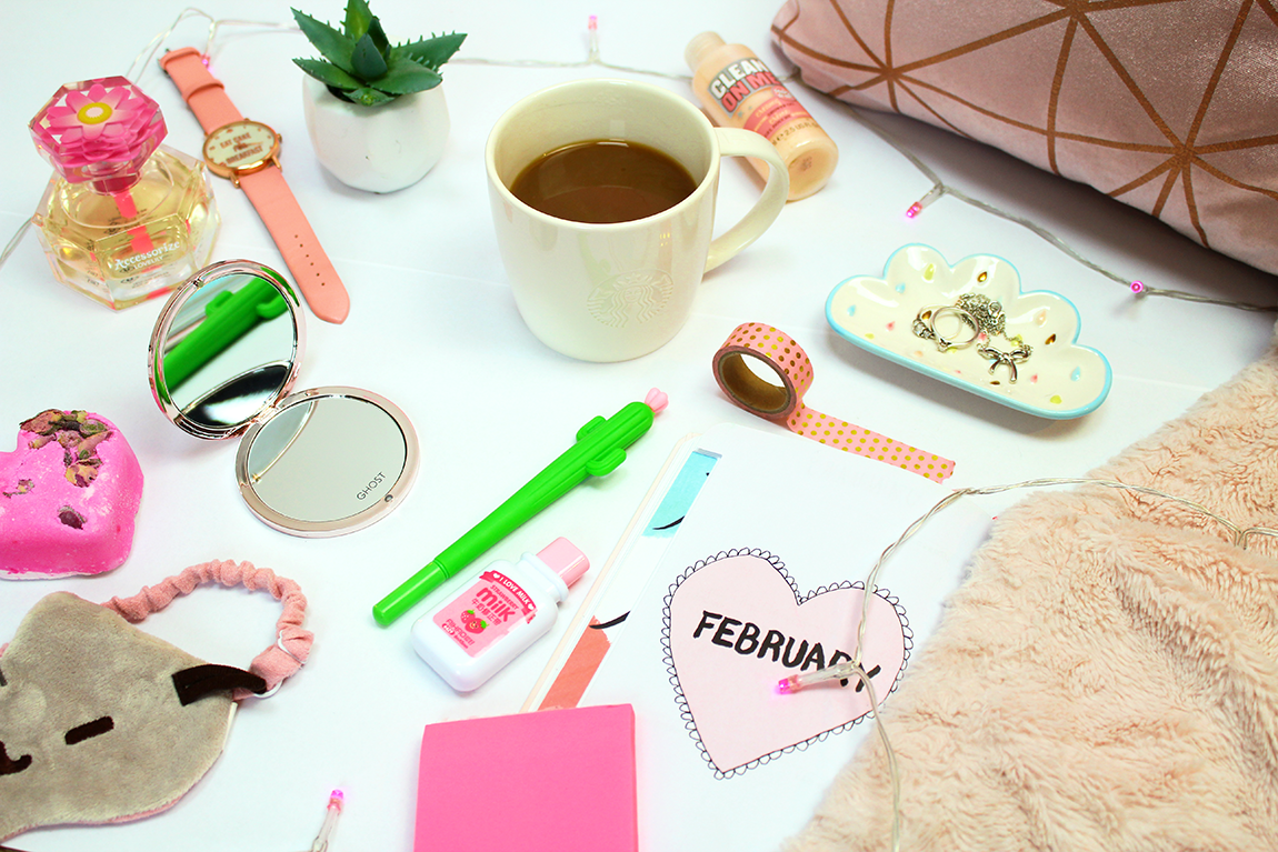 5 Mini Goals For February