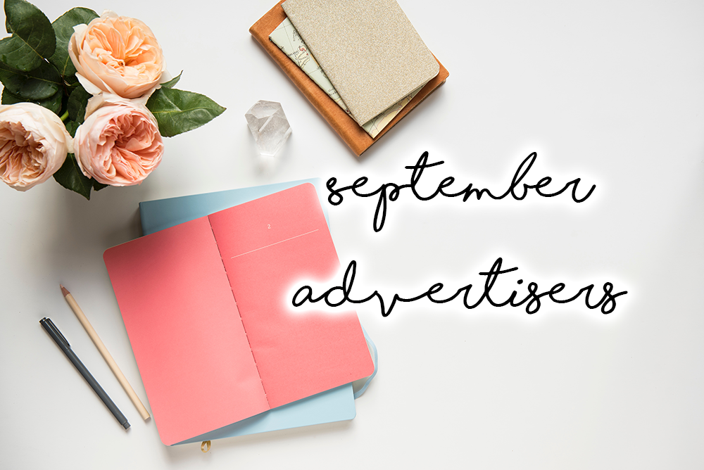 September Advertisers